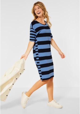 Cecil Jerseykleid, mit Streifen Muster kaufen