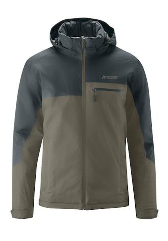 Maier Sports Funktionsjacke »Vareid M«, Warme Outdoorjacke im sportiven Look kaufen