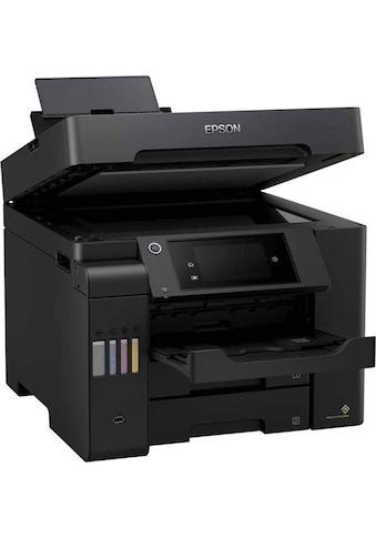 Epson Multifunktionsdrucker »EcoTank ET-5850« kaufen