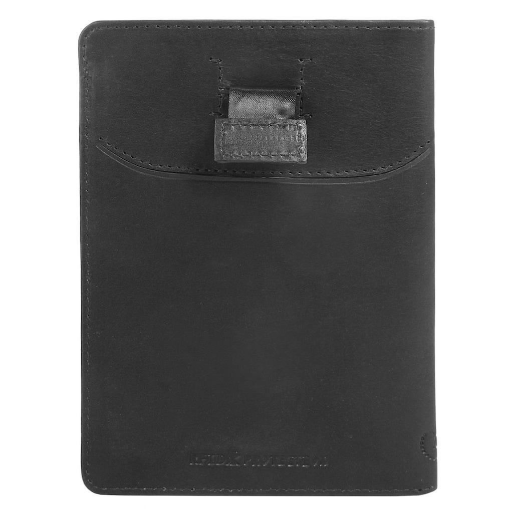 bugatti Brieftasche »PRIMO RFID«, Kreditkartenfächer