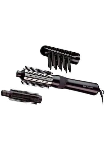Braun Warmluftbürste »Satin Hair 3 AS 330«, trocknen und Stylen in einem Schritt kaufen