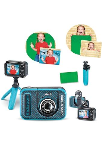 Vtech® Kinderkamera »KidiZoom Video Studio HD«, inkl. Selfie-Funktion und Ministativ kaufen