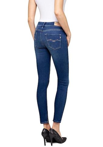 Replay Skinny-fit-Jeans »New Luz Ankle Zip«, im 5-Pocket-Style kaufen