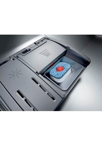 SIEMENS teilintegrierbarer Geschirrspüler »SK75M522EU«, iQ500, SK75M522EU, 6 Maßgedecke kaufen