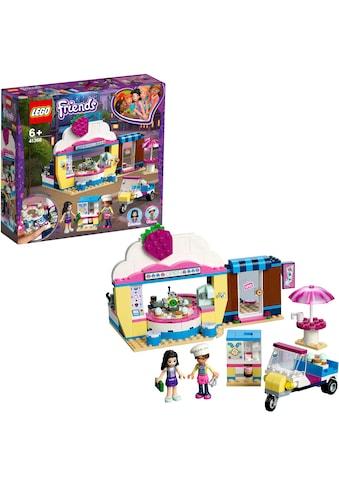 """LEGO® Konstruktionsspielsteine """"Olivias Cupcake - Café (41366), LEGO® Friends"""", Kunststoff, (335 - tlg.) kaufen"""
