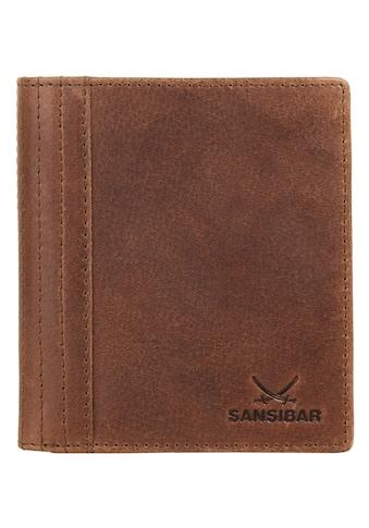 Sansibar Geldbörse, 2fach klappbar kaufen