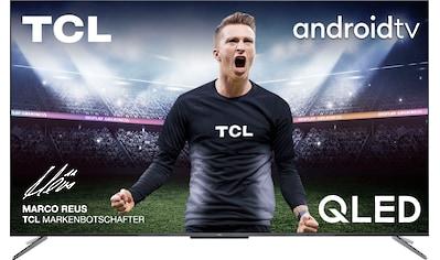 "TCL QLED-Fernseher »65C715X1«, 164 cm/65 "", 4K Ultra HD, Smart-TV kaufen"