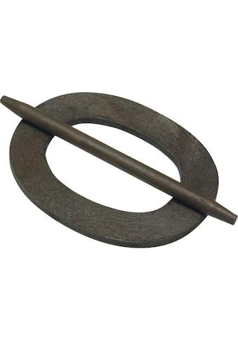 GARDINIA Dekoklammer »Dekoring Oval, Holz« kaufen