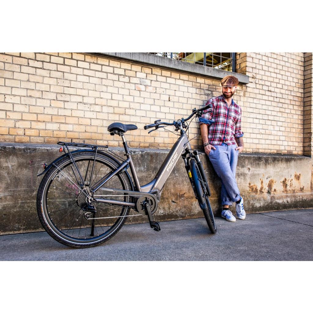 FISCHER Fahrräder E-Bike »CITA 6.0i«, 10 Gang, SRAM, GX10, Mittelmotor 250 W