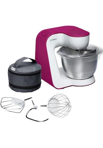 BOSCH Küchenmaschine StartLine MUM54P00, 900 Watt, Schüssel 3,9 Liter kaufen