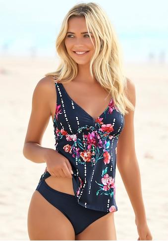Sunseeker Bügel-Tankini-Top »Modern«, mit Blumendruck kaufen