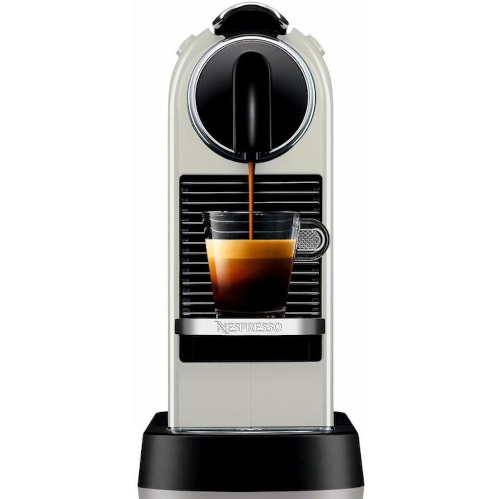 Nespresso Kapselmaschine »NESPRESSO CITIZ EN 167.W«