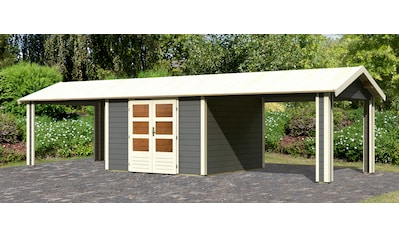 WOODFeeling Gartenhaus »Tastrup 7« kaufen