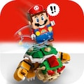 LEGO® Konstruktionsspielsteine »Bowsers Festung – Erweiterungsset (71369), LEGO® Super Mario«, (1010 St.), Made in Europe