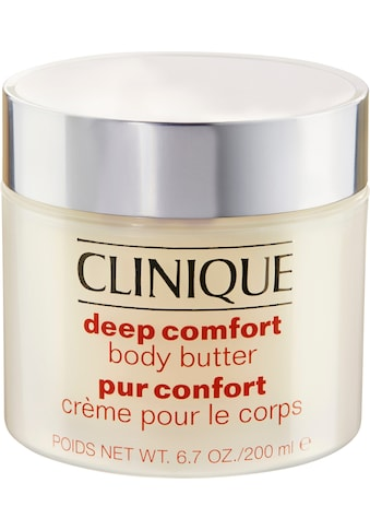 CLINIQUE Körpercreme »Deep Comfort Body Butter« kaufen