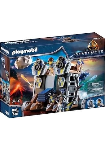 Playmobil® Konstruktions-Spielset »Mobile Katapultfestung (70391), Novelmore«, ; Made... kaufen