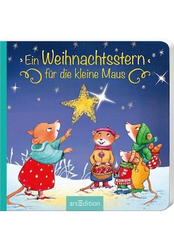 Buch »Ein Weihnachtsstern für die kleine Maus / Sabine Straub, Sandra Grimm« kaufen