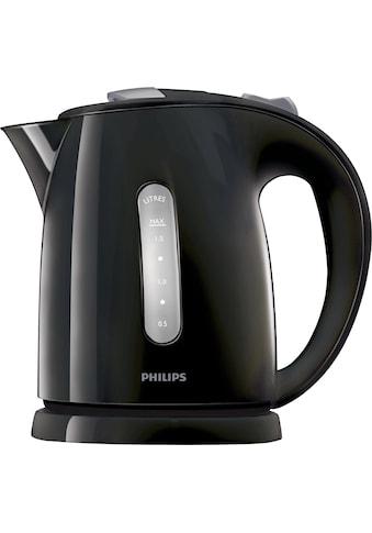 Philips Wasserkocher, HD4646/20 Daily Collection, 1,5 Liter, 2400 Watt kaufen