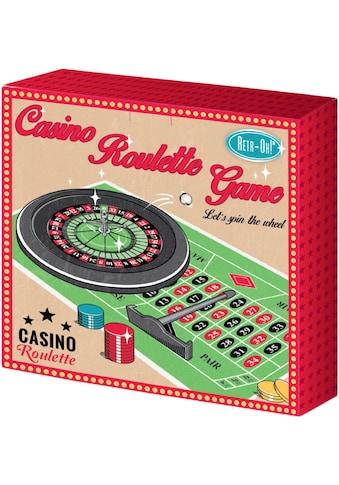 Retr-Oh! Spiel »Casino Roulette Game« kaufen