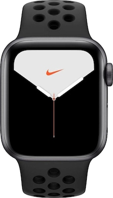 Apple Watch in Schwarz