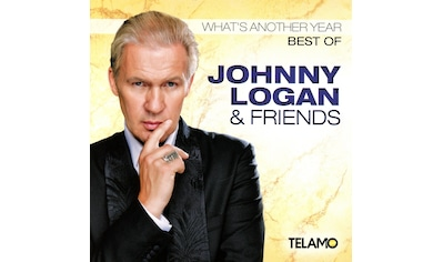 Musik-CD »What's Another Year,Best Of / Logan,Johnny & Friends« kaufen