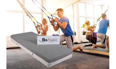 BeSports Taschenfederkernmatratze »T-Dynamic 2300 X-tra«, 23 cm cm hoch, 500 Federn,... kaufen