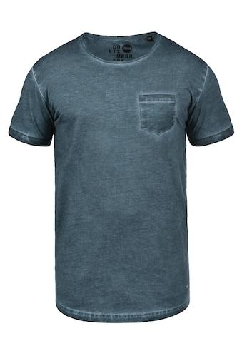 Solid Rundhalsshirt »Terick« kaufen