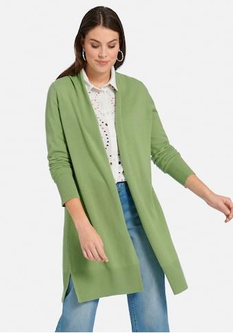 Emilia Lay Longstrickjacke »aus 100% Premium-Kaschmir« kaufen