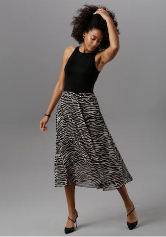 Aniston SELECTED Partykleid, im Animal-Print kaufen