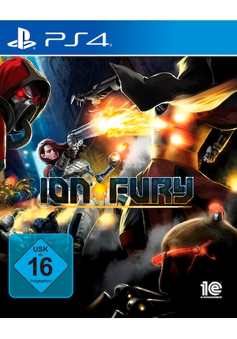 Spiel »Ion Fury«, PlayStation 4 kaufen