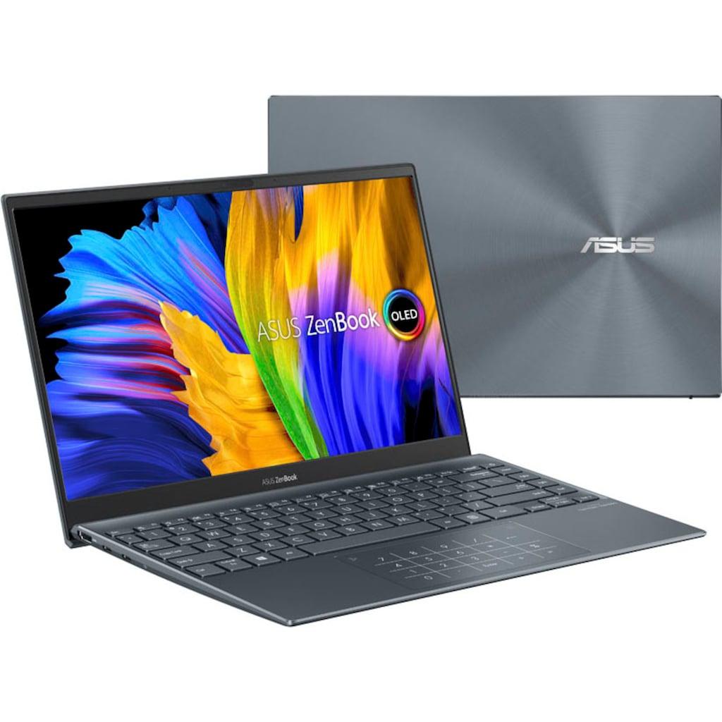 Asus Notebook »ZenBook 13 OLED UX325EA-KG221T«, (512 GB SSD), OLED-Display