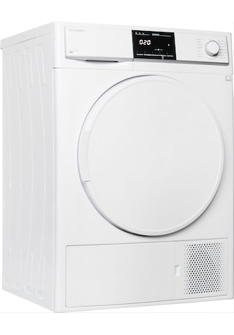 Sharp Wärmepumpentrockner »KD-HHB7S8PW3-DE« kaufen