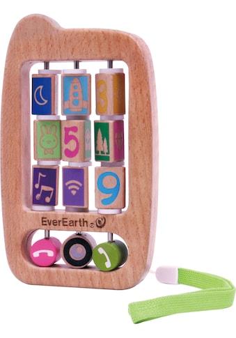 EverEarth® Spiel-Smartphone »Kindertelefon«, FSC®-Holz aus gewissenhaft... kaufen