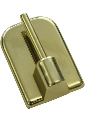 GARDINIA Klebehaken, verstellbar, Serie Vitragestange flachoval 11 mm kaufen