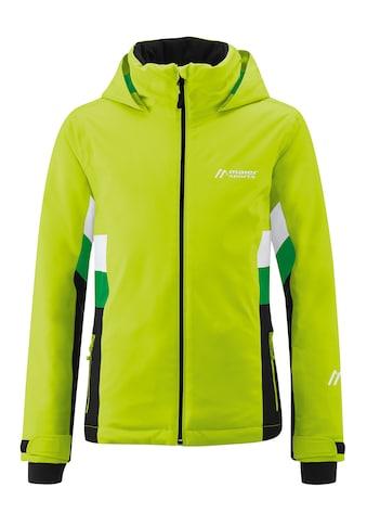 Maier Sports Skijacke »Kandry Girls«, Funktionale Kinderskijacke mit dynamischem Design kaufen