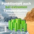 GP Batteries Akku »D Mono Akku GP NiMH 5700 mAh ReCyko 1,2V 2 Stück«, D, 5700 mAh