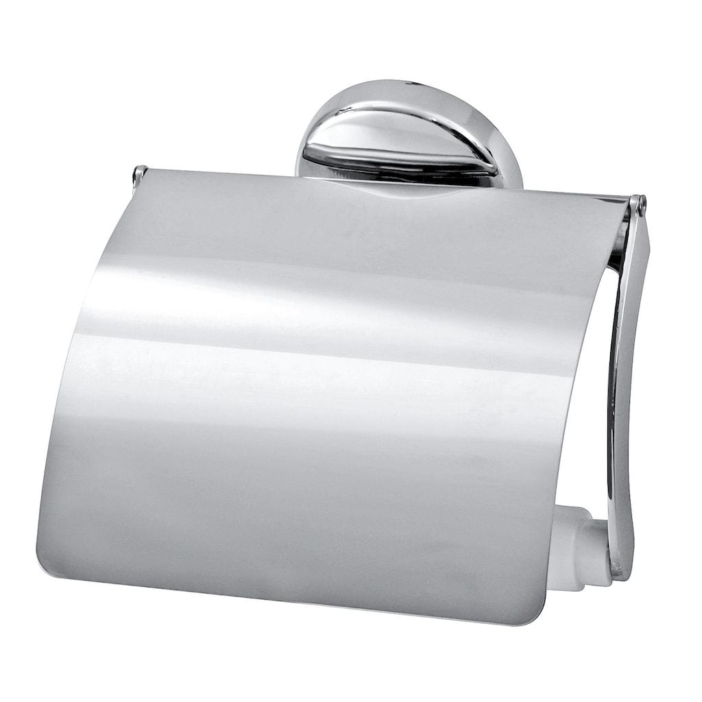 FACKELMANN Toilettenpapierhalter »Vision«, verchromt