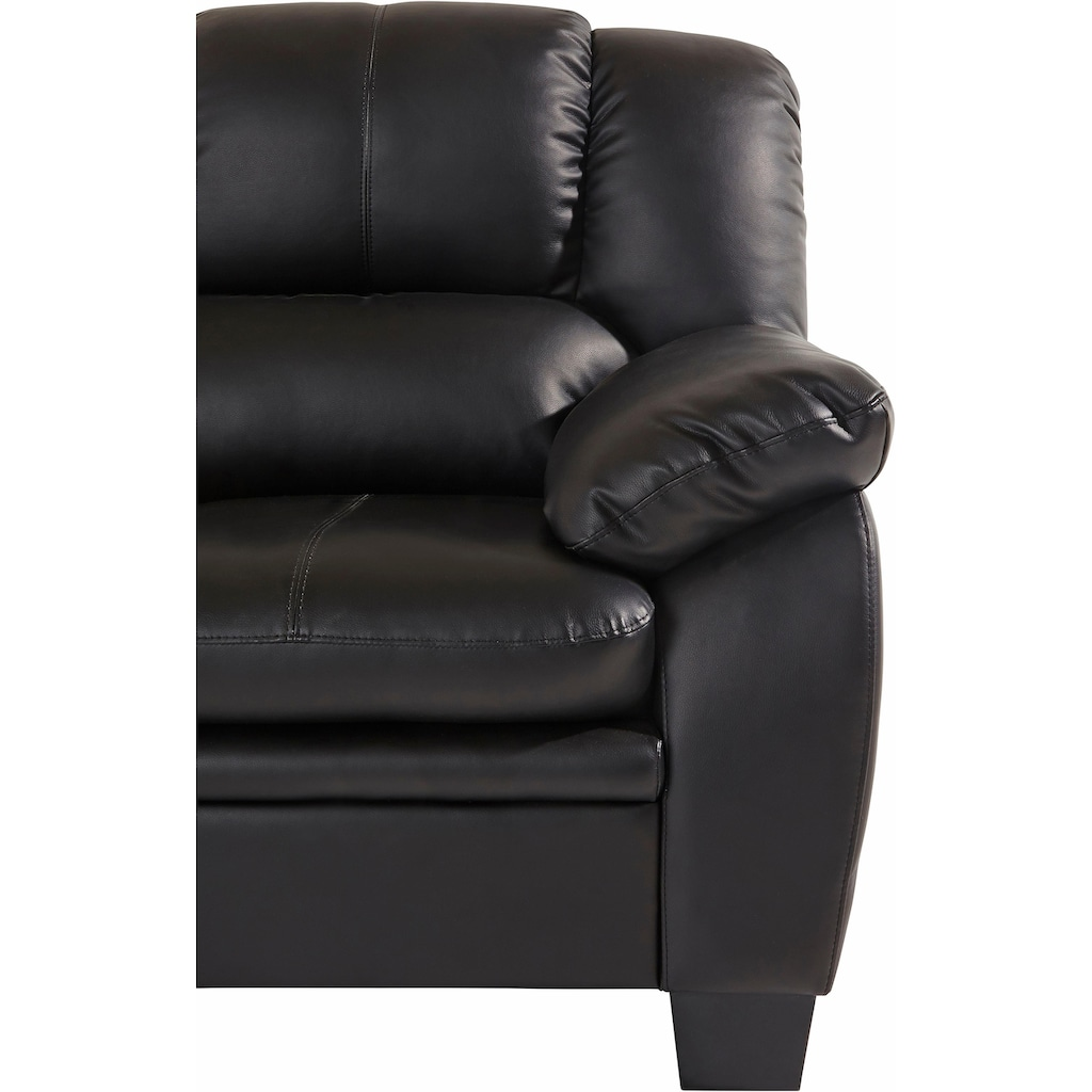 ATLANTIC home collection 2-Sitzer, inklusive Federkern