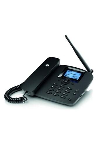 Motorola Festnetztelefon »FW200L«, Telefon schnurgebunden kaufen