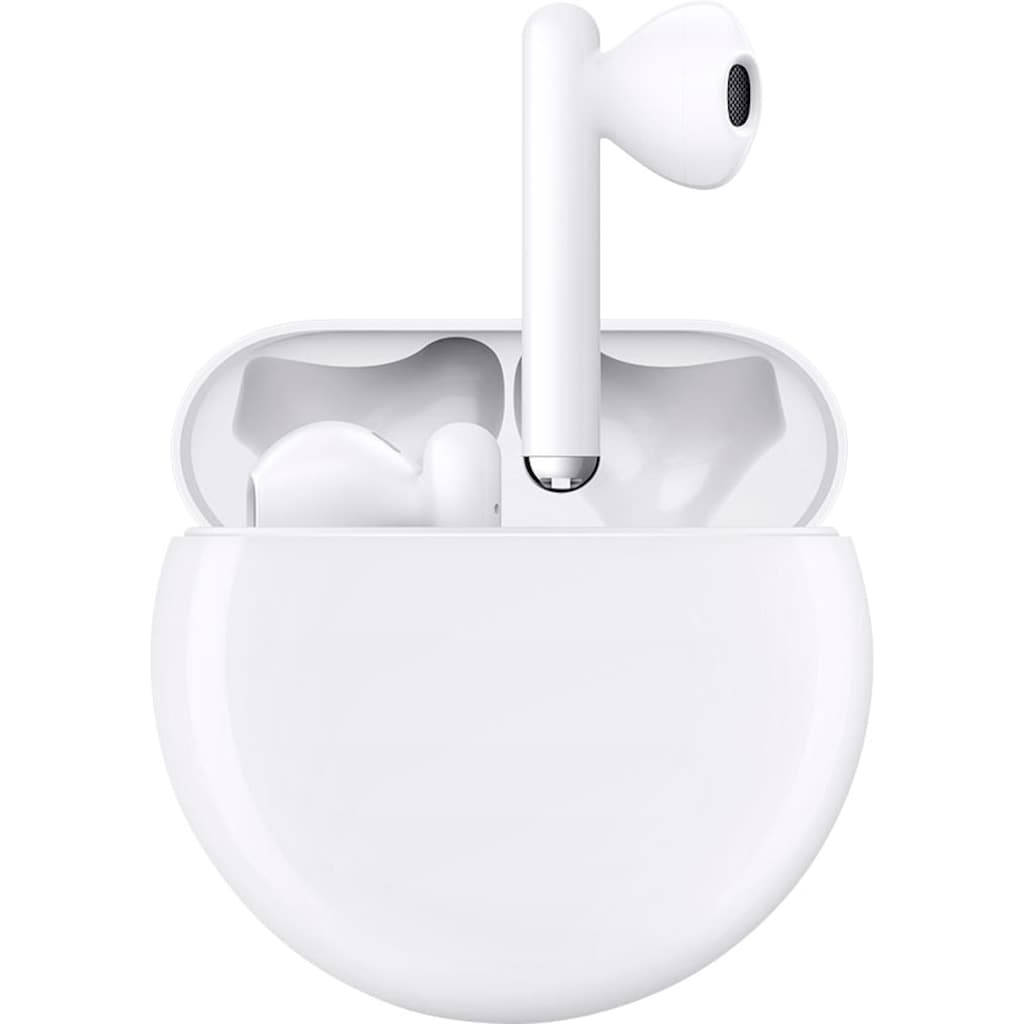 Huawei In-Ear-Kopfhörer »Freebuds 3 (wired charging case)«, Bluetooth, Active Noise Cancelling (ANC)-True Wireless