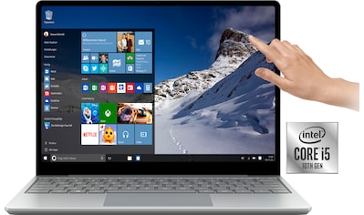 "Microsoft Notebook »Surface Laptop Go i5«, (31,5 cm/12,4 "" Intel Core i5 UHD... kaufen"