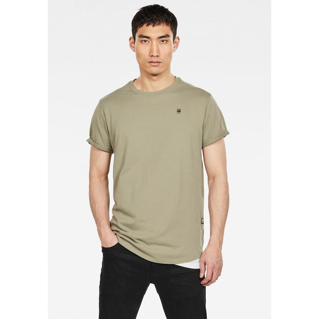 G-Star RAW T-Shirt »Lash«, mit kleinem Logo Stitching