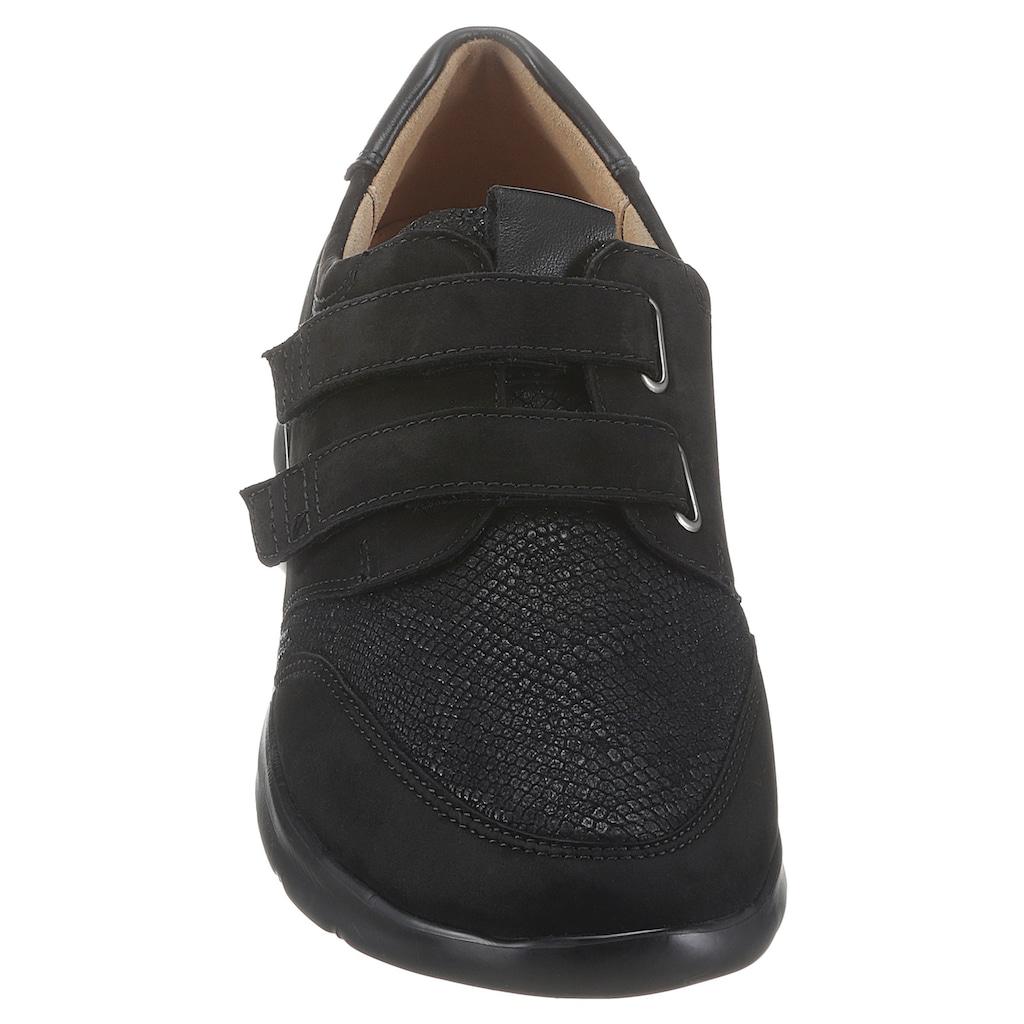 Ganter Klettschuh »Ina«, in komfortabler Schuhweite H (=sehr weit)