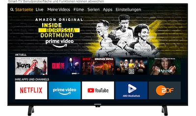 "Grundig LED-Fernseher »43 VOE 61 - Fire TV Edition TTF000«, 108 cm/43 "", Full HD, Smart-TV kaufen"
