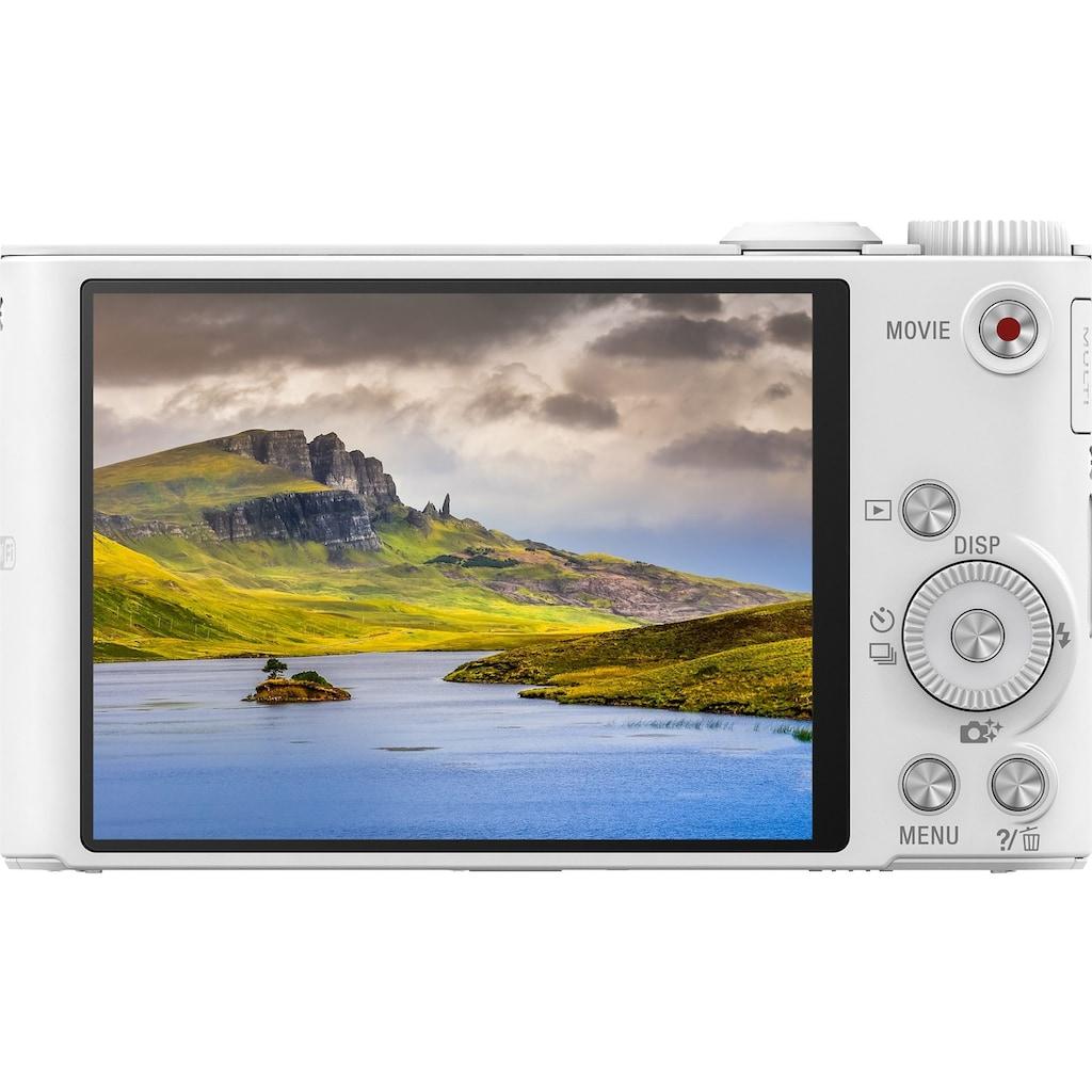 Sony Superzoom-Kamera »Cyber-Shot DSC-WX350«, 25mm Sony G, 20 fach optischer Zoom