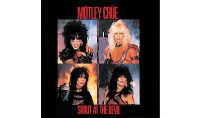 Musik-CD »Shout At The Devil / Mötley Crüe« kaufen