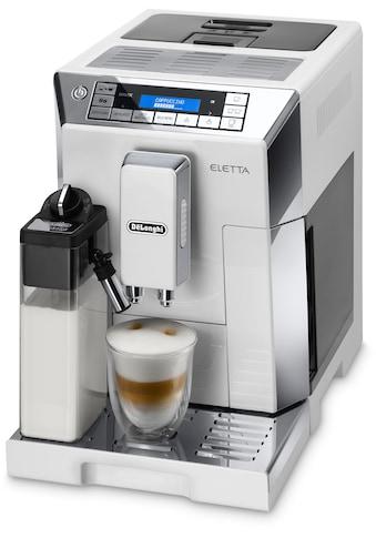 De'Longhi Kaffeevollautomat ECAM 45.766W ELETTA, 1,9l Tank, Kegelmahlwerk kaufen