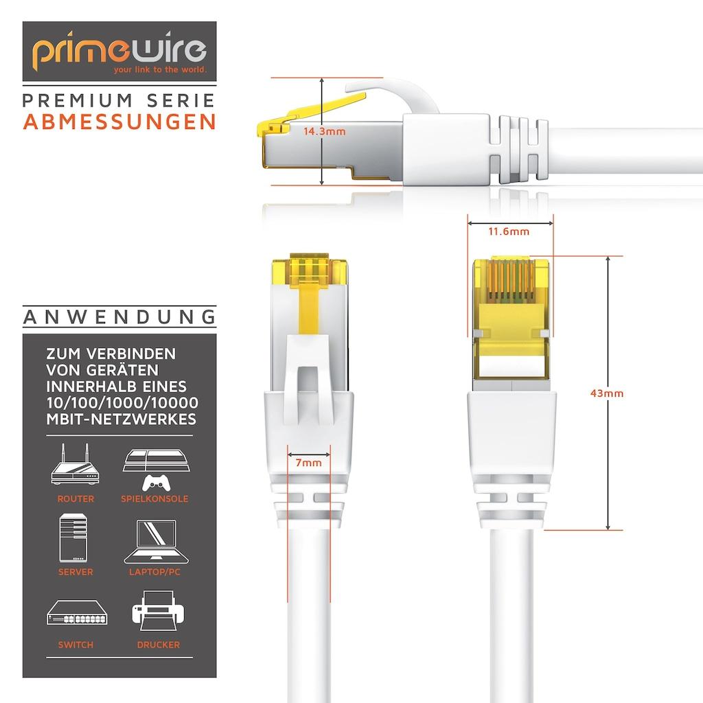 Primewire Gigabit Ethernet LAN Netzwerkkabel