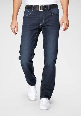 John Devin Straight-Jeans, mit Stretch kaufen