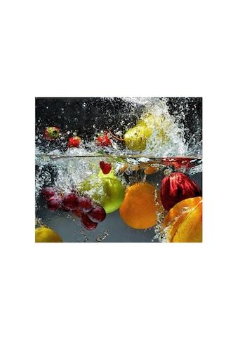 Wall-Art Herd-Abdeckplatte »Küche Herdabdeckplatte Obst«, (Set, 2 tlg.) kaufen